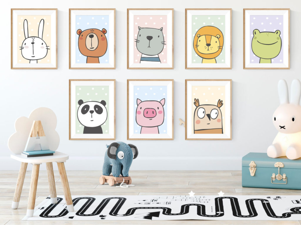 5 Tipps für die richtige Gestaltung des Kinderzimmers, damit sich dein Kind Zuhause pudelwohl fühlt